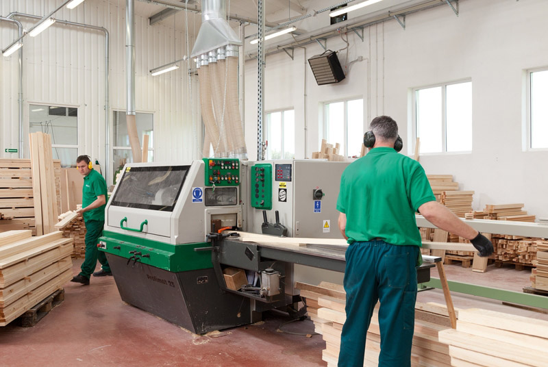 Good Choice Joinery - production